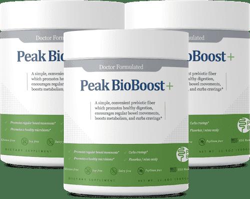Peak BioBoost Prebiotic